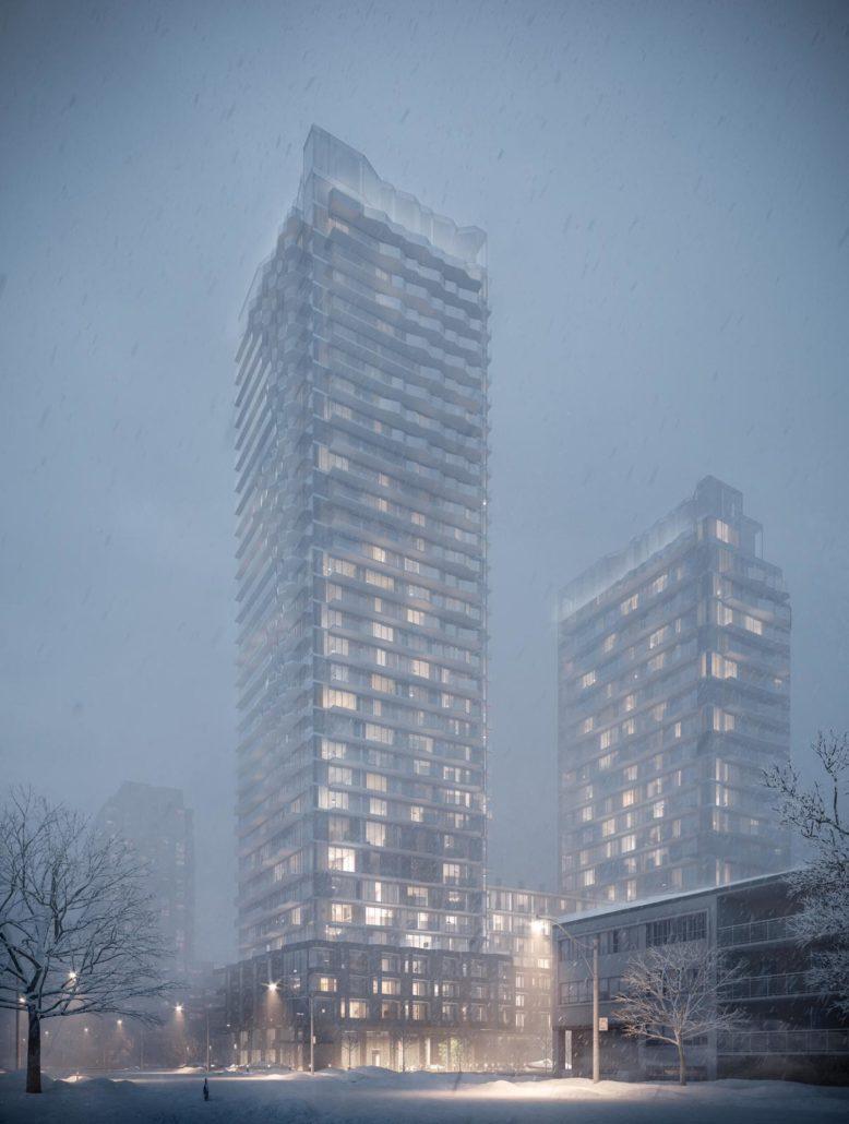 Untitled Toronto Condos Rendering