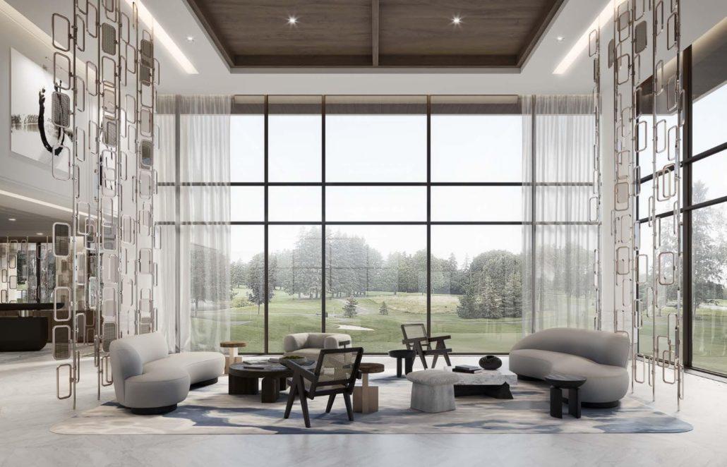 Royal Bayview Condos Lobby