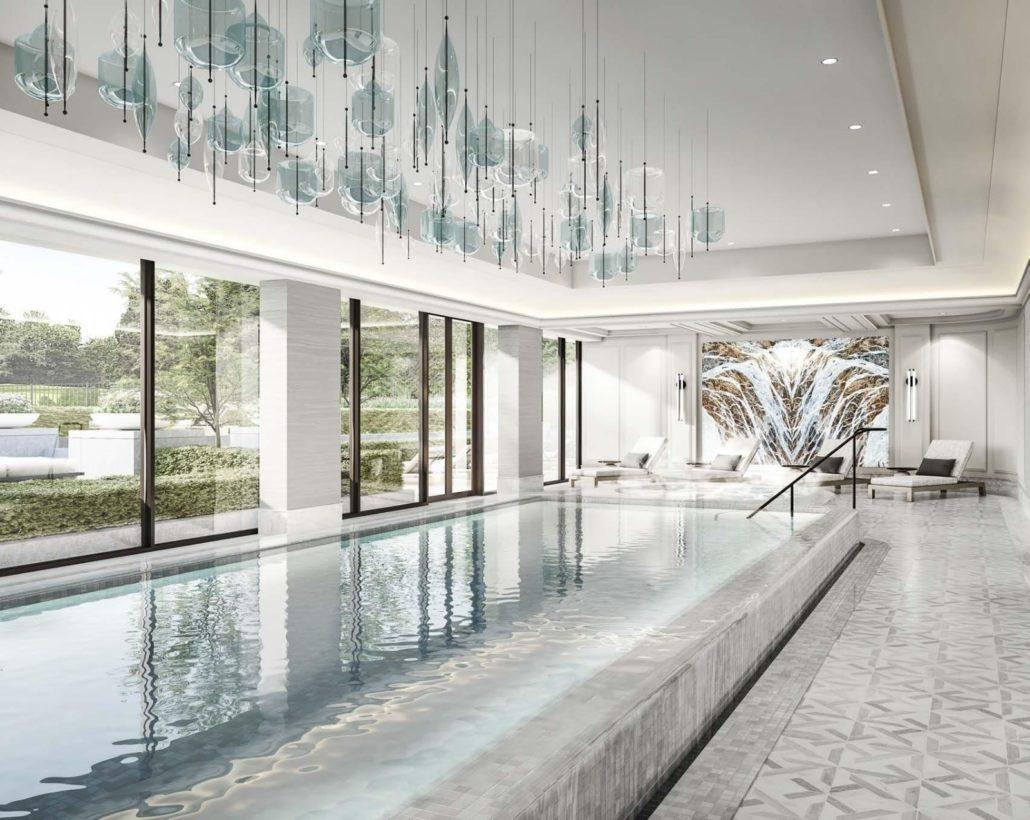 Royal Bayview Condos Pool