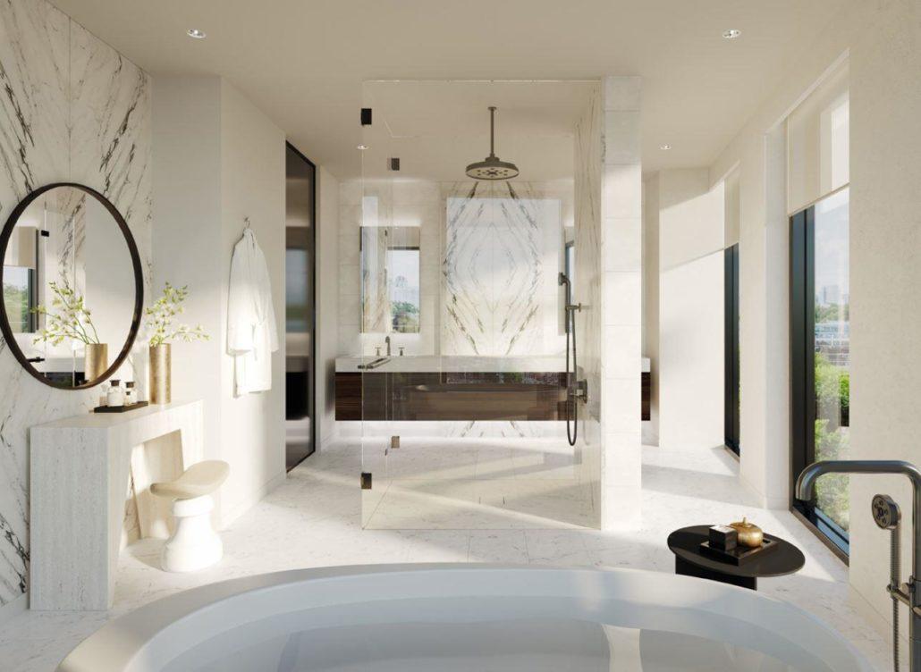 321 Davenport Condos Bathroom