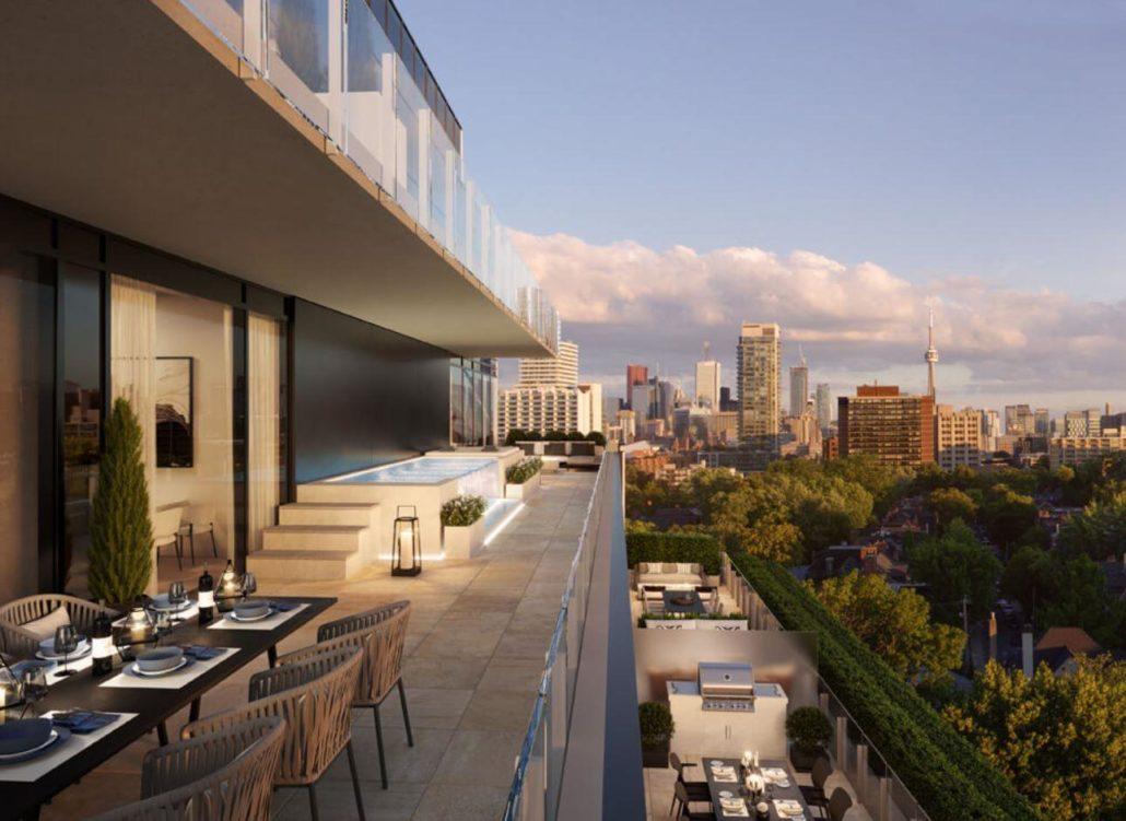 321 Davenport Condos Terrace