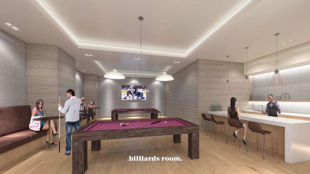 Charisma - Phase II Billiards Room