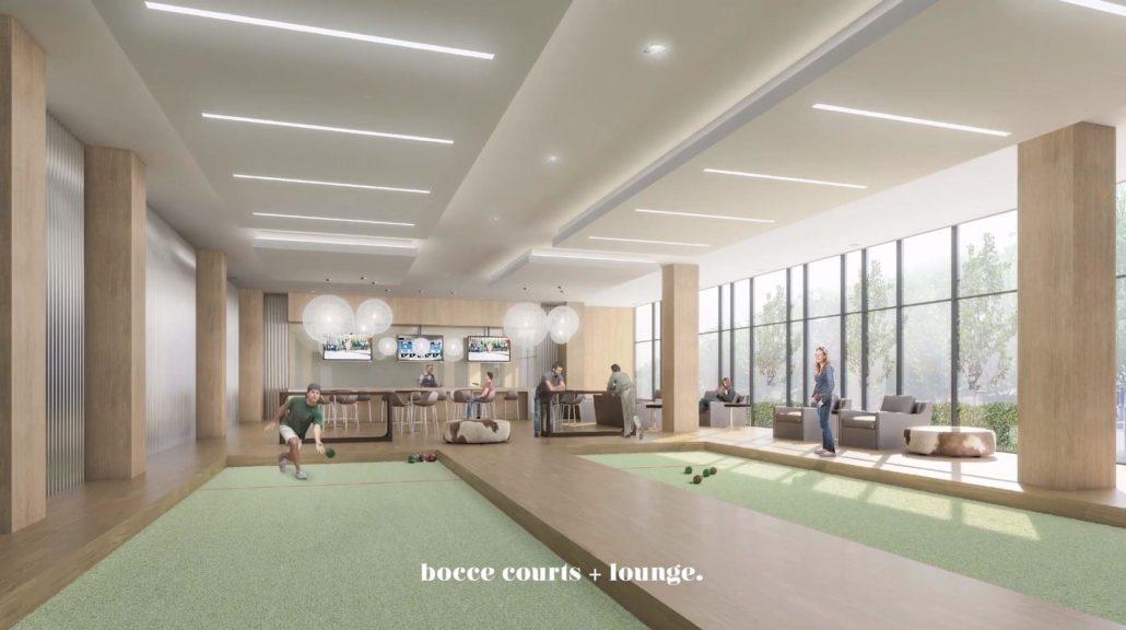 Charisma - Phase II Court Lounge