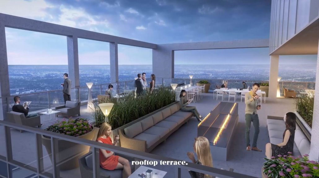 Charisma - Phase II Rooftop Terrace