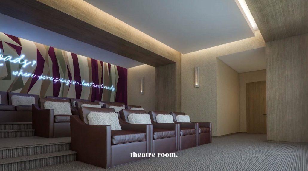 Charisma - Phase II Theatre Room