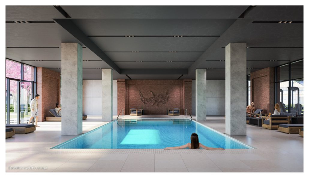 Notting Hill Phase 3 Pool