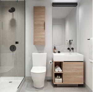 Peter & Adelaide Condos Bathroom