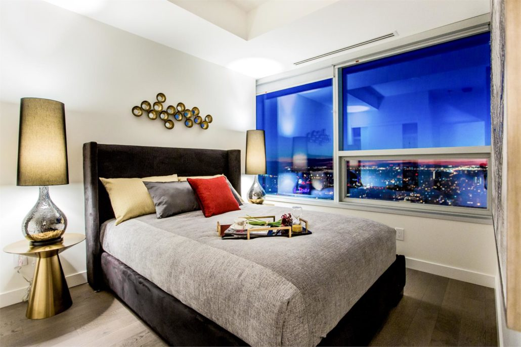 SKY Residences at ICE District Bedroom