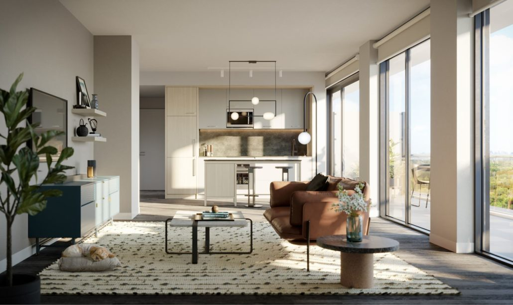 The Tailor Queensway Residences Interior