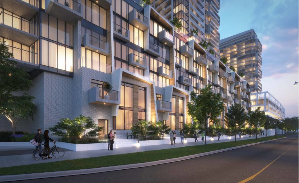 M2M Spaces Townhomes
