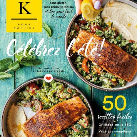 Célébrez l'été! Avec le nouveau magazine KpourKatrine!