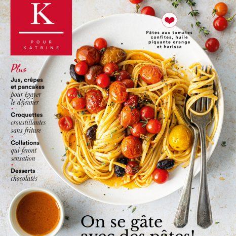 Enfin! Un nouveau magazine en vente partout!