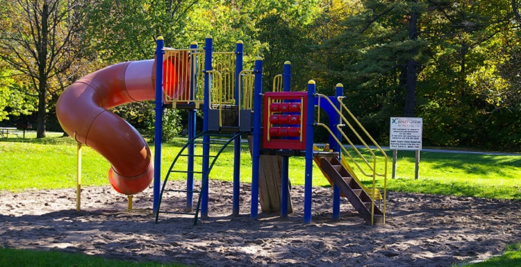 TRCA conservation area playgrounds