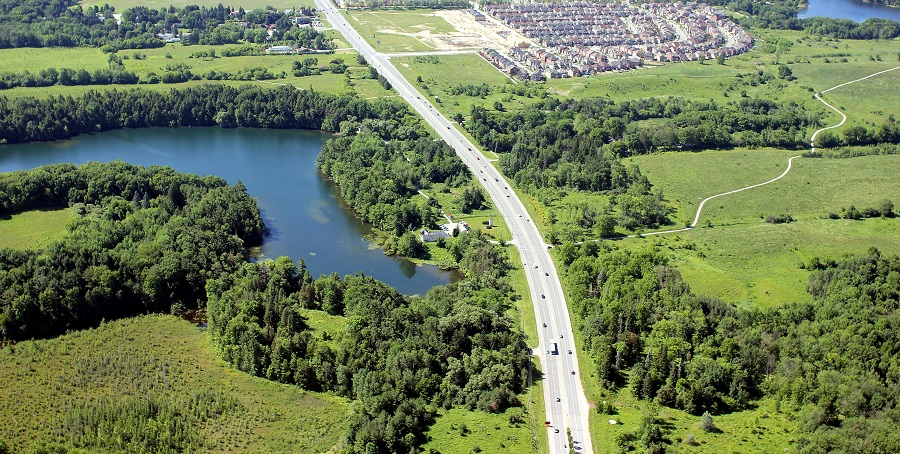 TRCA Planning and Permits Oak Ridges Moraine corridor