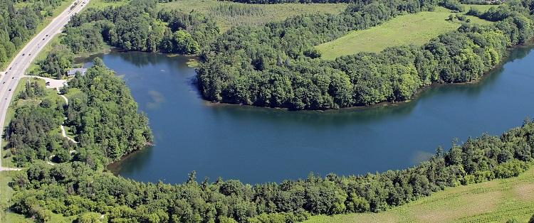 TRCA oak ridges corridor conservation reserve