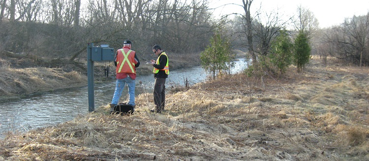 TRCA hydrology monitoring