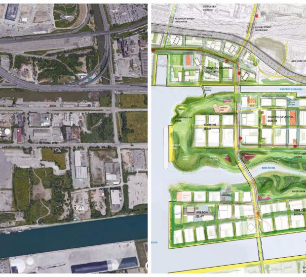 Don Mouth Naturalization and Port Lands Flood Protection Project