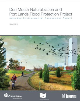 Don Mouth Naturalization and Port Lands Flood Protection