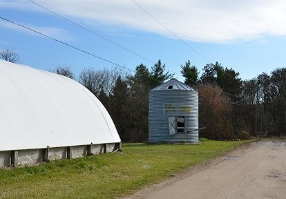 Albion Hills farm