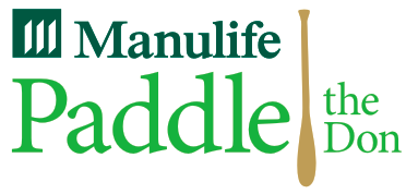 Manulife Paddle the Don logo