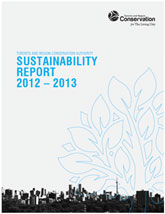 Click here to dowlnload 2012-2013 TRCA Sustainability Report