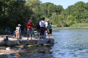 Family Fishing Day at Heart Lake @ Heart Lake Conservation Area | Brampton | Ontario | Canada