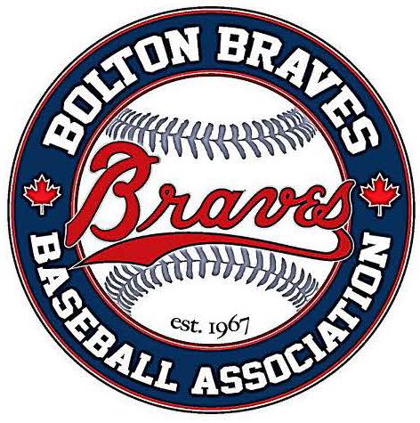 Bolton Braves Baseball Association logo