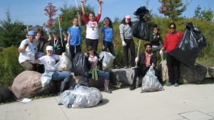 Earth Day Clean-Up at Tasca Park @ Tasca Park