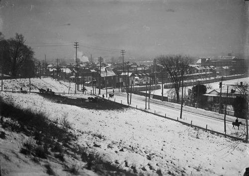 Davenport Road 1914