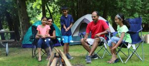 Camping 101 @ Indian Line Campground | Mississauga | Ontario | Canada
