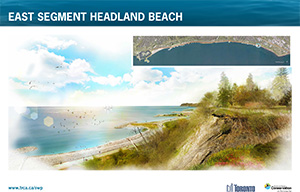 Scarborough Waterfront Project Public Information Centre rendering 3