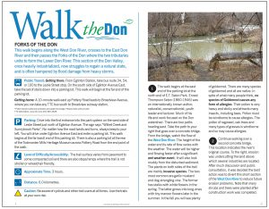 Walk the Don guide