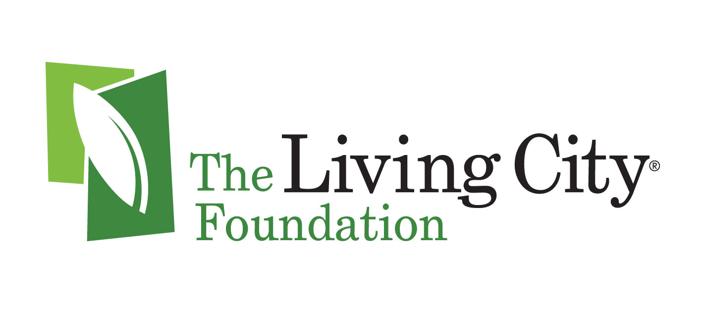 The Living City Foundation logo