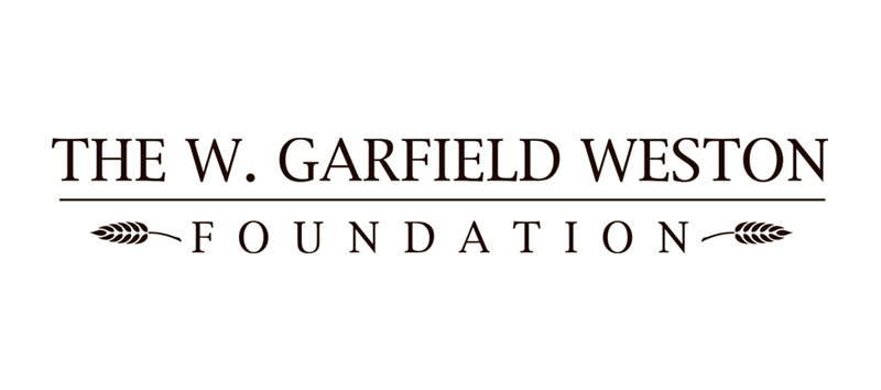 W Garfield Weston Foundation logo