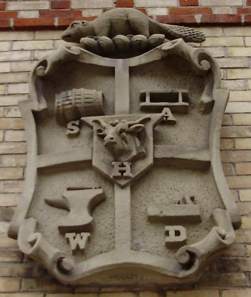 Yorkville coat of arms