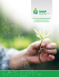 cover of SNAP brochure