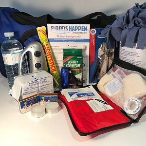 flood preparedness kit