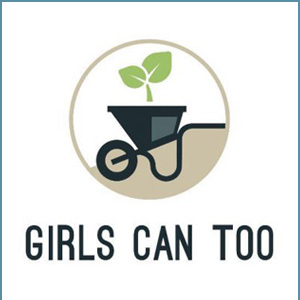 Girls Can Too logo
