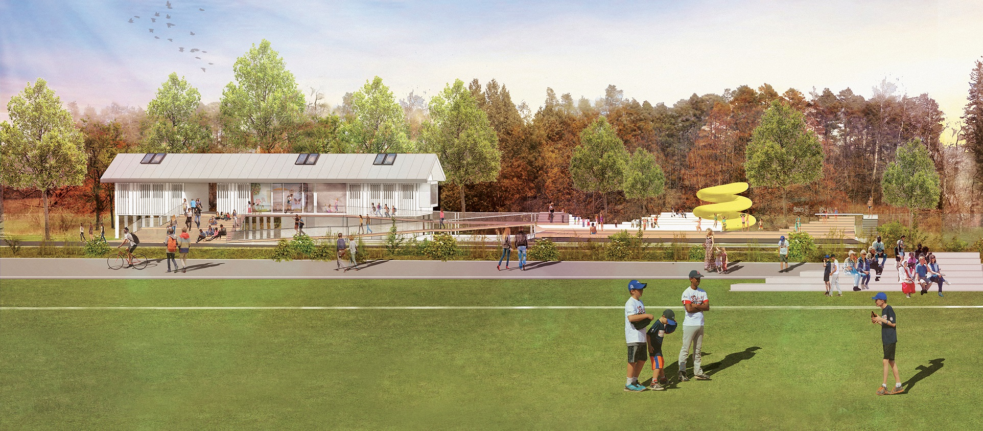 bolton camp project toronto and region conservation authority trca