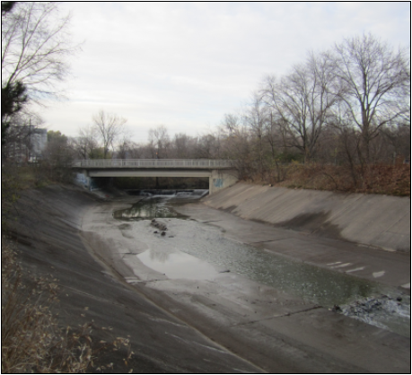 TRCA Flood Control Structures