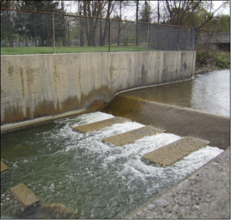 TRCA Flood Control Channels