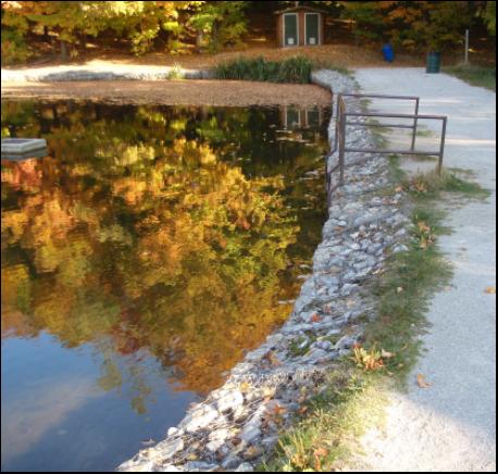 Glen Haffy Dam