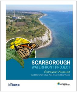 cover of Scarborough Waterfront project final environmental assessment