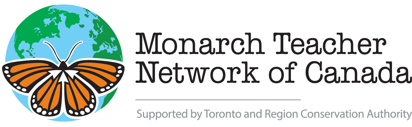 Monarch Teacher Network of Canada logo