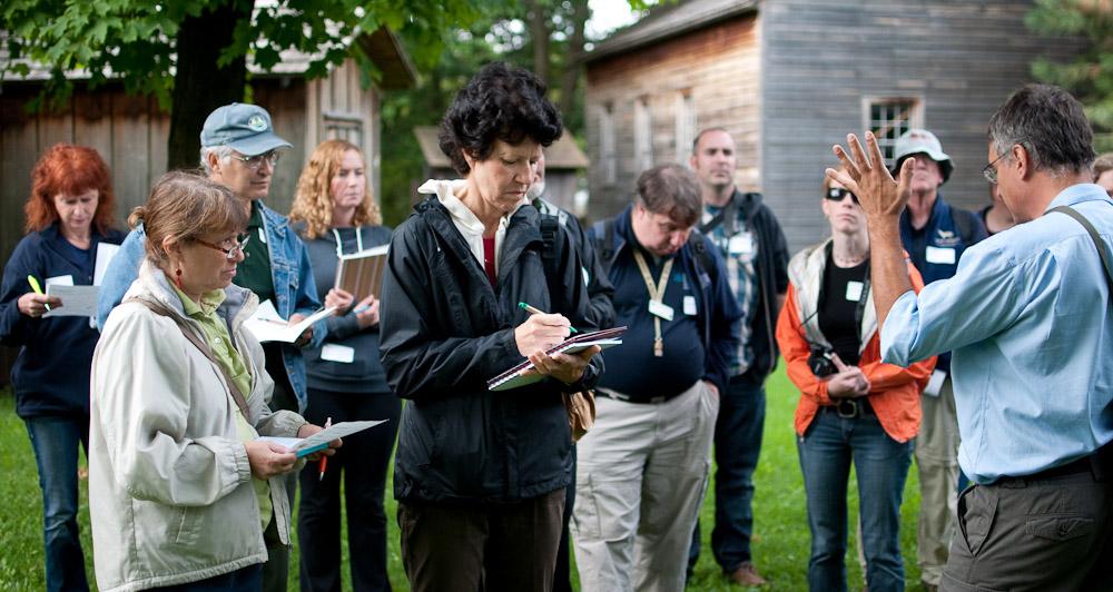 educators participate in TRCA professional development program at Black Creek Pioneer Village