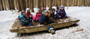 Winter Mini-Camp at Claremont @ Claremont Nature Centre