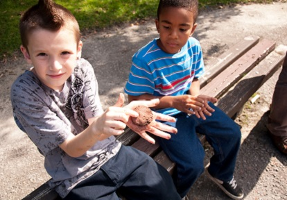 students take part in TRCA Watershed on Wheels program