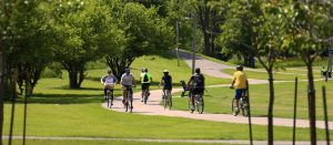 Guided Bike Tour @ Garnetwood Park