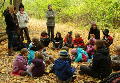 family education program at Kortright Centre
