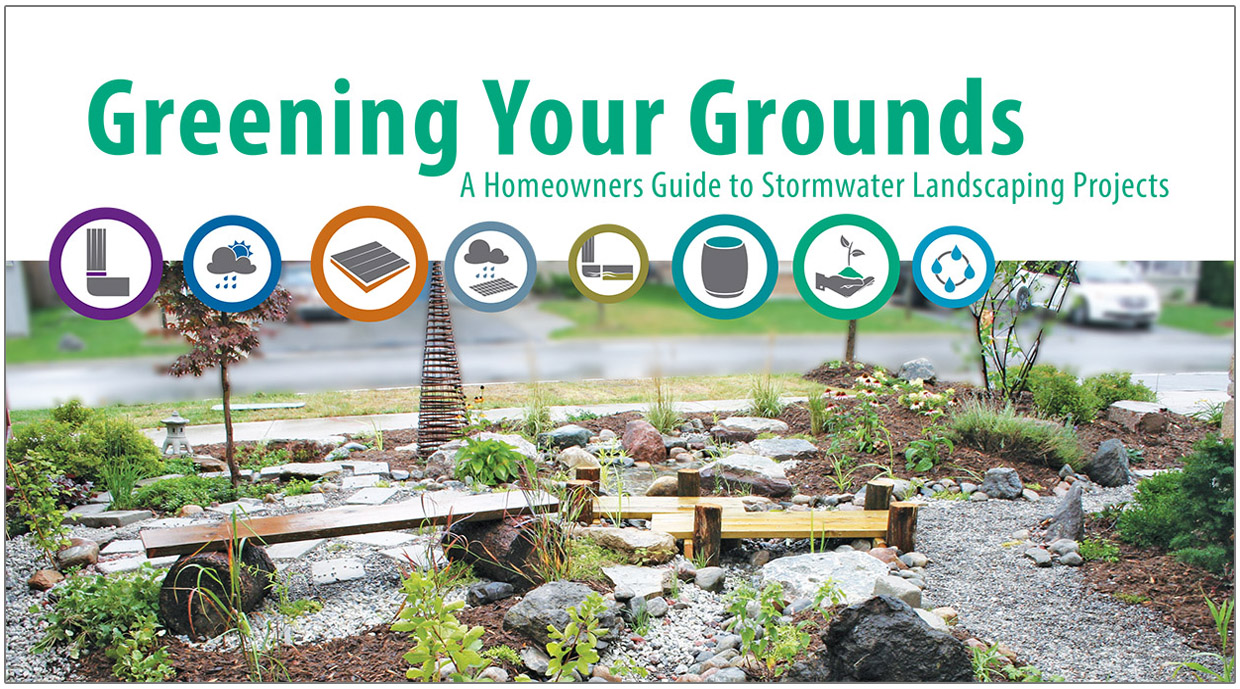 Greening Your Grounds cover page